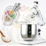 Industry Stainless Steel 5L 7L Planetary Cake Dough Mixer Machine