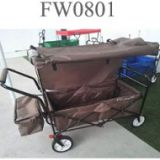 Collapsible Folding Outdoor Utility Wagon