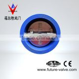 Ductile Iron Double Door Wafer Check Valve