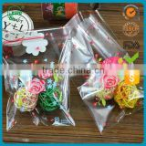 transparent cellophane bags plastic packaging                                                                         Quality Choice