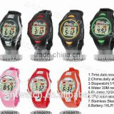 SNT-LR628 fashion colorful nice sport time watch for teens