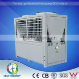 trinity multi-function heat pump dc inverter air conditioner hot water air to water heat pump water heater