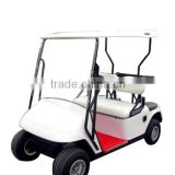 New design and high quality 48V system 4km motor personal design golf car with cargo box