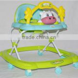 New model Fashion Cartoon Round Baby Walker BM1943