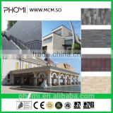 chinese products wholesale breathability durability modified clay natural slate wall cladding