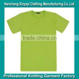 Bulk Wholesale T-Shirt Unisex 100%Combed Cotton Plain T Shirts Cheap Price Advertising Tshirt