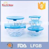 China Factory direct high quality crystal bowl/glass salad bowl                                                                         Quality Choice