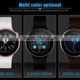 C1 Smart Watch 1.22 Dual Bluetooth IP67 Waterproof Heart Rate Monitor Siri Gesture Control Remote Camera for Android iOS