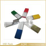 4gb usb stick metal robot usb gold bar pen drive factory price