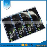 Wholesale custom vinyl hot stamping foil self adhesive labels printed logo sticker                                                                                                         Supplier's Choice