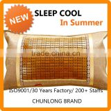 unique bamboo charcoal pillow mat with high quality