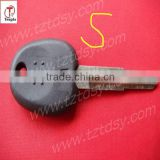TD car keys ,high quality and competitive for hyundai S transponder key shell/ Forte key ,