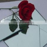 float glass ALUMINUM MIRROR double coating GREEN/GREY back China alibaba