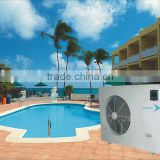 lateral blow swimming pool heat pump heat capacity 4.0kw-26kw