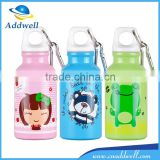 Outdoor sport stainless steel child water bottle