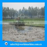 Factory sales Riding type 6 lines rice transplanting machine