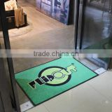 Custom Mat With Trampoline Logo