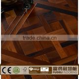 Fashion Waterproof and enviromental friendly Solid Wood simple design oak parquet flooring