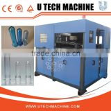 pet/plastic stretch blow molding machine/two stage moulding
