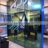 Aluminium mirror glass curtain wall from Alibaba                                                                         Quality Choice