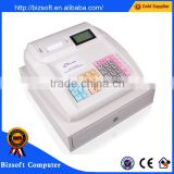 Bizsoft Restaurant cash register mini cash register with thermal printer ZQ-ECR1200