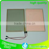cuttable el backlight A4 size electroluminescent el panel sheet