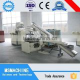 Low Consumption soap noodles making machinery
