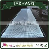 LED bubble panel has Any color available with LED Crystal Light Frame uses include advertising or decoration