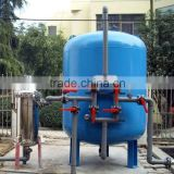 Pressure water sand filter Pressure Sand multigrade Filter water filter water treatment waster water treatment