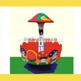 China kids music ride of christmas merry go round[H41-614]