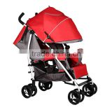 Light Weight Twin Baby Stroller,Tandem Twin Baby Pushchair