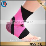 Free sample sports basketball ankle brace socks for pain relief shopping