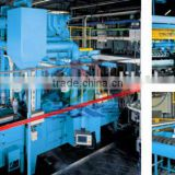 Automatic control spring coil shot blasting machine from DH group