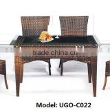 discount used wicker furniture UGO-C022 best UGO rattan furniture