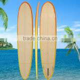 Epoxy EPS Surfboard Wood Veneer Longboard High Quality
