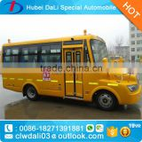 School Bus with cowled chassis