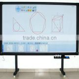 Infrared multi points touch interactive whiteboard for schoolm, cheap smart board for sale