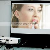 Portable Laser/LED DLP Data Show Video 3D laser show projector