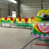 new design mini roller coaster for sale, electric track rides fo kids and parents