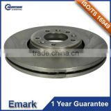 424992 1815203734 Ceramic Brake Disc Rotor Used for Peugeot Citroen Auto
