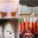 RK adjustable pipe and drape, event wedding aluminum backdrop stand pipe drape, event wedding aluminum backdrop stand pi