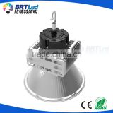 5 years warranty Meawell driver Samsung chip industrial high bay led lighting ,e40 led high bay light 100w 150w 200w
