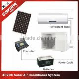 18000BTU wall split type DC inverter solar air conditioner