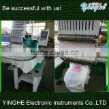 single head 12 neddles of flat and cap embroidery machine YH-1201