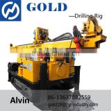 Drilling rig equipment XT-6R hydraulic Crawler Core Drilling Rig