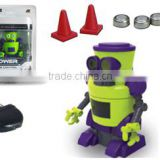 NEW!!! RC battle robots with good quality and license RoHS toys