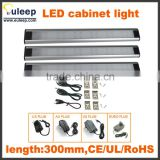 Low Profile Dimmable And Linkable Kitchen LED Under Cabinet Light ,SMD2835,Epistar chip