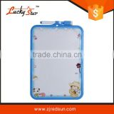 2015 zhe jiang red sun Wholesale cute coloring kids drawing board shrink warp stationery gift