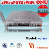 WIFI ONU Can Compatible With ZTE OLT ZXA10 C300