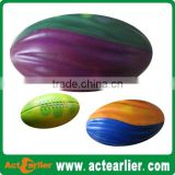 custom PU foam color changing anti stress ball with logo